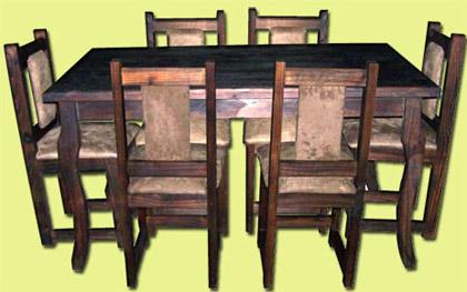 Heredianos com eco muebles en mercedes norte de heredia for Muebles de comedor precios